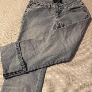 Angel Crop Jeans